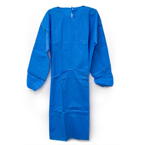 Disposable Sterile Waterproof Non-woven Surgical Gown for Hospital Use