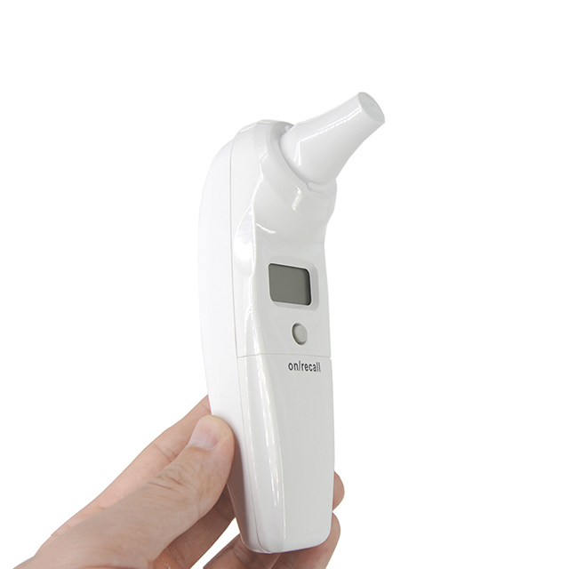 Baby Adult Temperature Measuring Gun Non Contact Digital Ear Infrared Thermometer