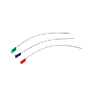 Non-Toxic Frosted Or Transparent Medical PVC Rectal Tube Catheter