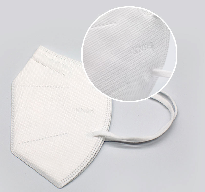 Best Disposable 4ply 5ply KN95 Protective Face Mask