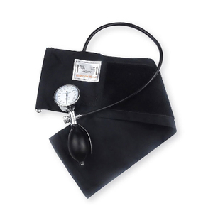 1-tube Plam Manual Aneroid Sphygmomanometer with Best Price