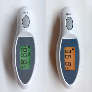 Accurate Digital Non-contact Infrared Forehead Thermometer